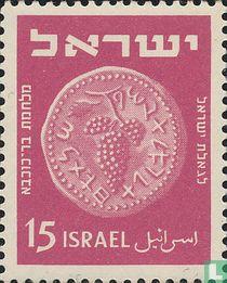 Israël postzegelcatalogus