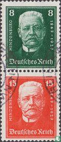 Hindenburg- Verjaardag 1847-1934