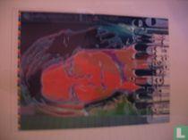 David Bowie Roseland Ballroom 2000 concert-art