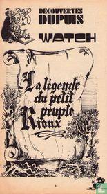 La légende du petit peuple Rioux
