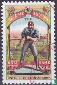 100 years of song: Take me out to the Ball Game