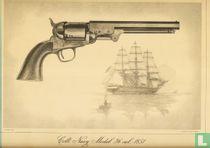 Colt Navy Model .36 cal 1851