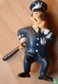 Police Stick Man