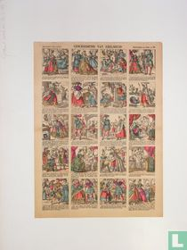 Imagerie Pellerin. Geschiedenis van ezelshuid. prentje nr. 22