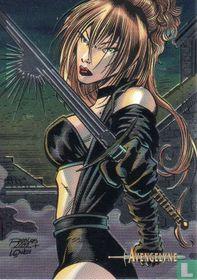Avengelyne's sword