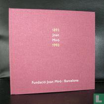 Joan Miro - 2 metro tickets