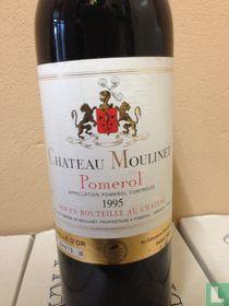 Château Moulinet, Pomerol, 2 flessen