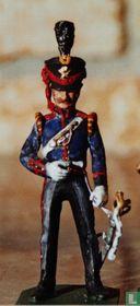 Nederlandse Rijdende Artillerist 1815