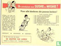 Suske en Wiske - Vloeipapier