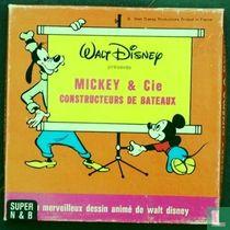 Mickey & Cie - Constructeurs de Bateaux