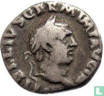 Vitellius 69, AR Denarius Rome