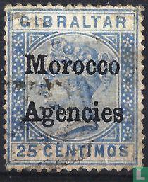 Koningin Victoria- Spaanse waarde