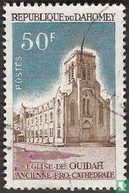 Ouidah church