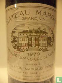 Château Margaux 1979