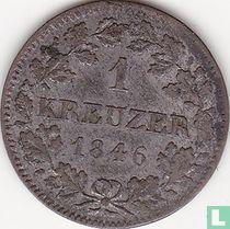 Beieren 1 kreuzer 1846