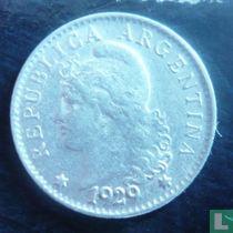 Argentinië 5 centavos 1929