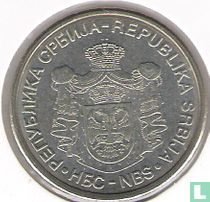 Servië muntencatalogus