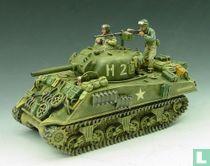 US Sherman 105mm