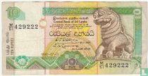 Sri Lanka 10 Rupees