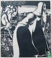 Jan-Frans Cantré - de weg des levens . 1926