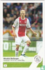 Nicolai Boilesen - Ajax