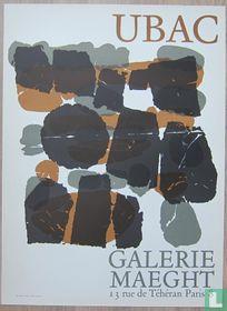 Raoul Ubac - Compositie , 1966