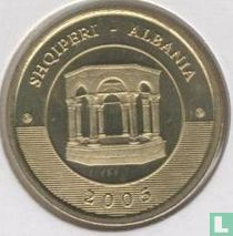 "Albania 10 leke 2005 ""85th anniversary Tirana as capital"""