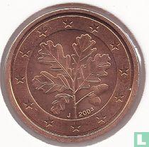 Duitsland 2 cent 2004 (J)