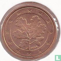 Duitsland 1 cent 2004 (J)