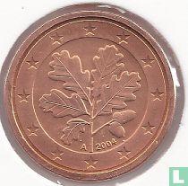 Duitsland 1 cent 2004 (A)