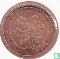 Duitsland 2 cent 2004 (A)