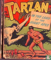 TARZAN IN THE LAND OF GIANT APES