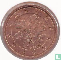 Duitsland 2 cent 2004 (D)
