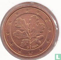 Duitsland 1 cent 2004 (D)