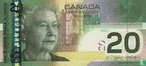 20 canada dollar