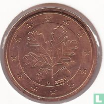 Duitsland 2 cent 2004 (G)