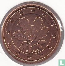 Duitsland 1 cent 2004 (G)