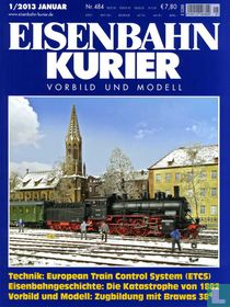 Eisenbahn Kurier 1 484