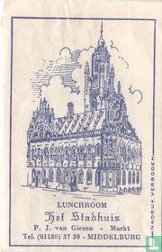 Lunchroom Het Stadhuis