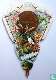 Geïllustreerde medaille van Natura Artis Magistra