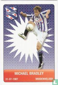 sc Heerenveen: Michael Bradley
