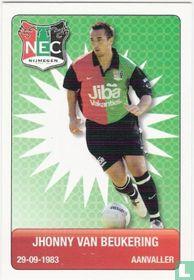 NEC: Jhonny van Beukering