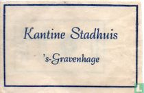 Kantine Stadhuis 's-Gravenhage