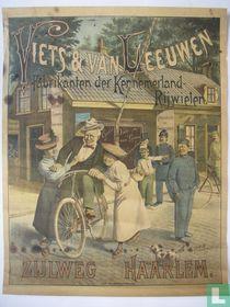 Kennemerland rijwiel, Viets & van Leeuwen.