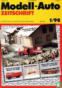 Modell-Auto Zeitschrift 1