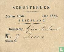 1851 Schutterijen Loting 1876