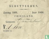 1866 Schutterijen Loting 1891