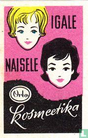 Igale naisele kosmeetika