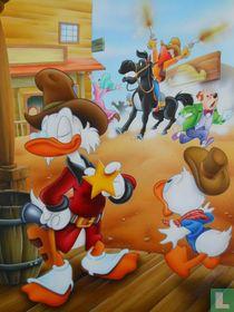 Cover tekening Ducktales 37