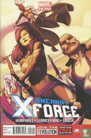Uncanny X-Force 2